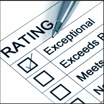 Performance Review Ratings Scales - Examples